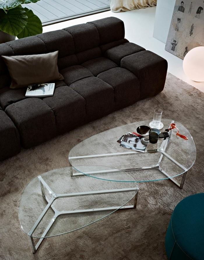 журнальные столики Вдохновляющий дизайн журнальных столиков от Gallotti & Radice Inspiring coffee tables designs by Gallotti Radice10