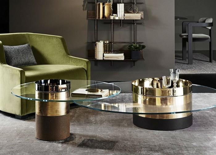 журнальные столики журнальные столики Вдохновляющий дизайн журнальных столиков от Gallotti & Radice Inspiring coffee tables designs by Gallotti Radice11