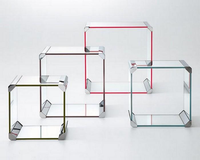 журнальные столики Вдохновляющий дизайн журнальных столиков от Gallotti & Radice Inspiring coffee tables designs by Gallotti Radice2