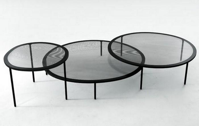 журнальные столики Вдохновляющий дизайн журнальных столиков от Gallotti & Radice Inspiring coffee tables designs by Gallotti Radice4
