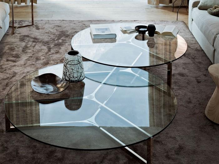 журнальные столики журнальные столики Вдохновляющий дизайн журнальных столиков от Gallotti & Radice Inspiring coffee tables designs by Gallotti Radice7 1
