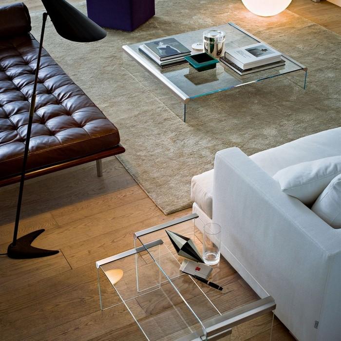 журнальные столики Вдохновляющий дизайн журнальных столиков от Gallotti & Radice Inspiring coffee tables designs by Gallotti Radice8