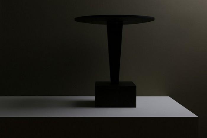 маленькие боковые столики Миниатюрные боковые столики от Ричарда Ясмина Nail Shaped Side Tables by Richard Yasmine9