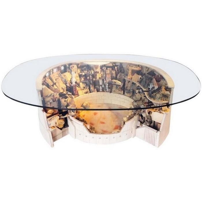 круглые журнальные столики круглые журнальные столики Круглые журнальные столики, которые всегда будут в тренде Round Coffee Tables That Will Always Be On Trend7