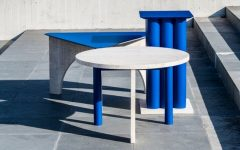 журнальный столик Стильный журнальный столик от Davide G. Aquini Stylish Coffee Table By Davide G