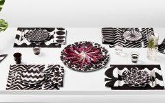 скандинавские паттерны Черно-белые скандинавские паттерны в дизайне интерьера TARGET KOKO 4A 240x150