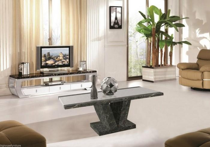 мраморные журнальные столики Топ-10 эксклюзивных мраморных журнальных столиков Top 10 exclusive marble coffee tables5