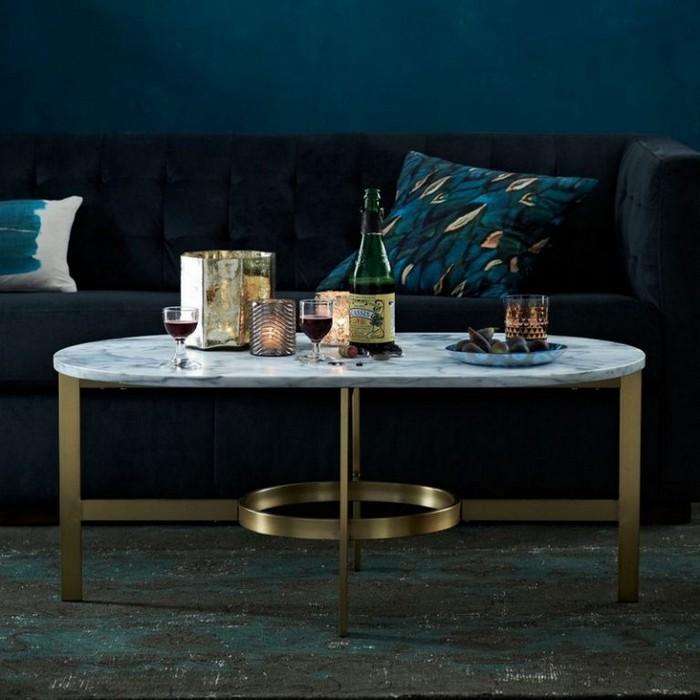 мраморные журнальные столики Топ-10 эксклюзивных мраморных журнальных столиков Top 10 exclusive marble coffee tables8