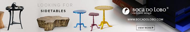 маленькие боковые столики Миниатюрные боковые столики от Ричарда Ясмина bl side tables 750
