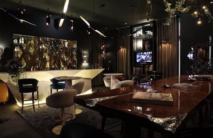 Уникальные шоурумы Уникальные шоурумы выставки Maison&Objet в Париже 7 Incredible Showrooms in Paris to Visit During Maison et Objet 1  1