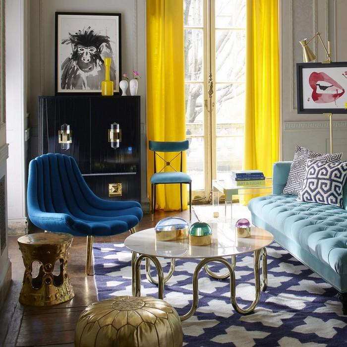 угловых столиков Удивительный дизайн современных угловых столиков от Джонатана Адлера Amazing Modern Side Tables By Jonathan Adler