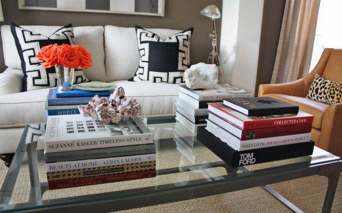 журнальный столик журнальный столик Как правильно стилизировать журнальный столик Designers Tips For Styling Your Coffee Table8 e1505225106883