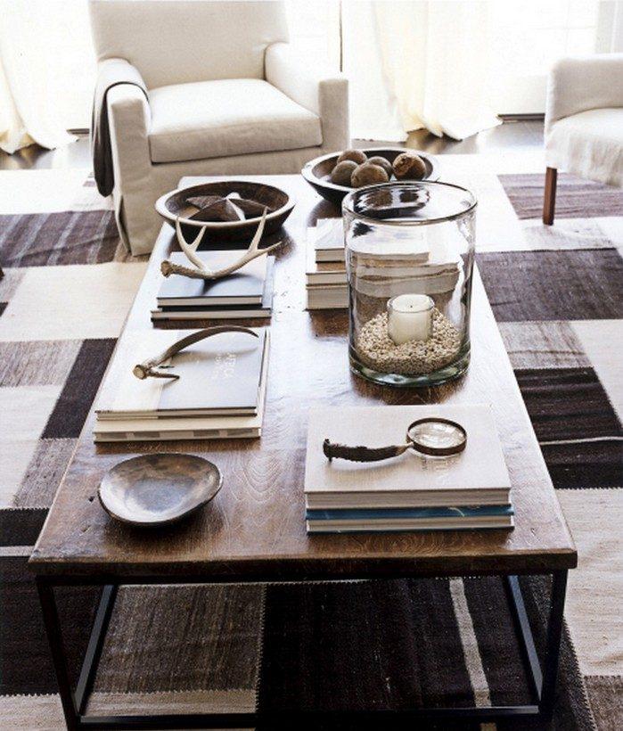 журнальный столик журнальный столик Важные советы по стилизации вашего журнального столика Important Tips on How To Stylish Your Coffee Table6 e1505147128218