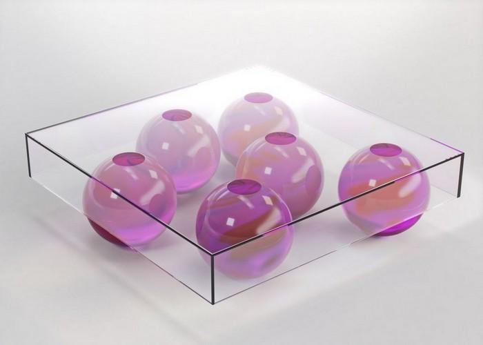 стильные журнальные столики Стильные журнальные столики знаменитого дизайнера Лорана Мюллера Stylish Coffee Tables By Famous Designer Laurent Muller10