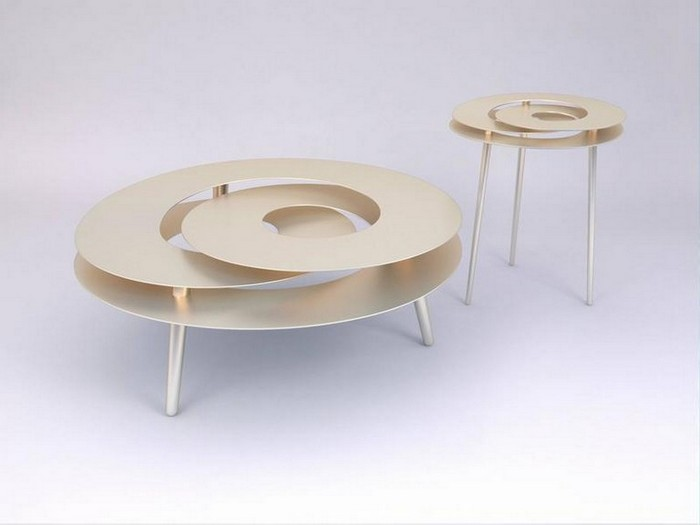 белые журнальные столики Роскошные белые журнальные столики Top 8 Luxurious White Coffee Tables4