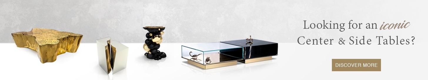 угловых столиков Удивительный дизайн современных угловых столиков от Джонатана Адлера bl side tables 750 1