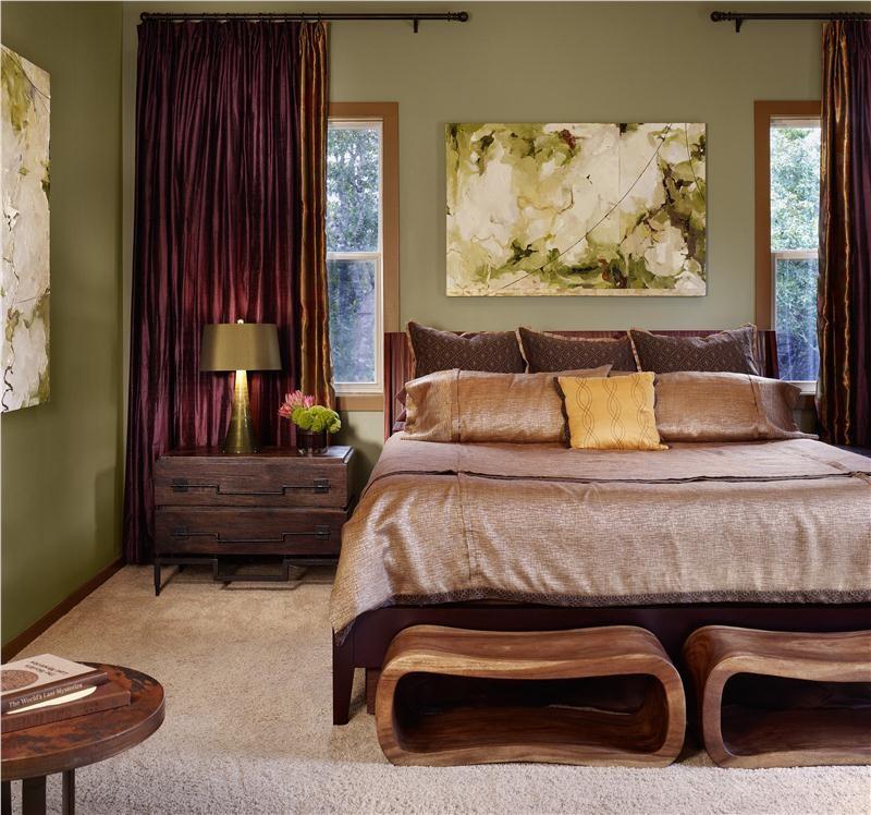 ретро 10 самых стильных ретро-спален c 1