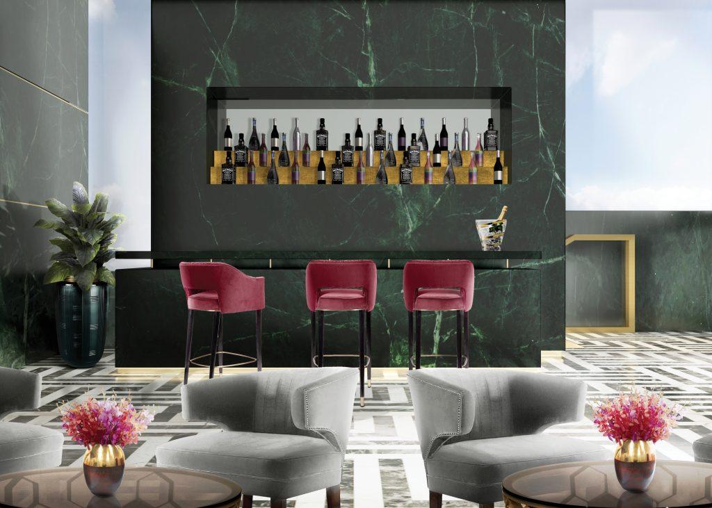 барный стул барный стул Идеальный современный барный стул: Как выбрать Hotel brabbu project 13 HR 1