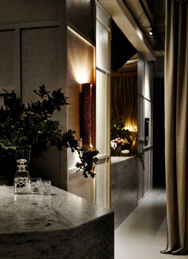 дизайн интерьера ресторана дизайн интерьера ресторана Как дизайн интерьера ресторана влияет на его успех? Prix Fixe Melbourne Restaurant by Fiona Lynch 10
