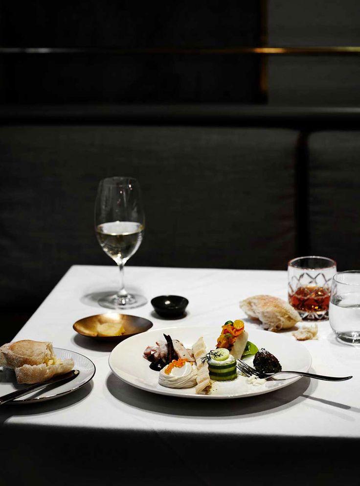 дизайн интерьера ресторана дизайн интерьера ресторана Как дизайн интерьера ресторана влияет на его успех? Prix Fixe Melbourne Restaurant by Fiona Lynch 8