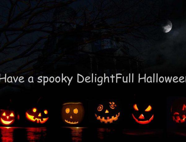 Halloween: декорируем дом своими руками