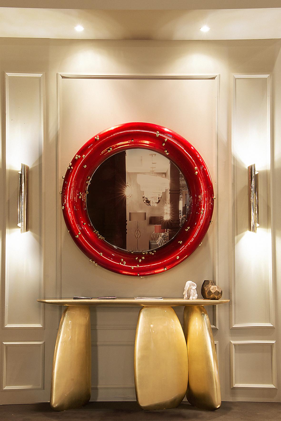 ЗеркалоBelize ЗеркалоBelize Морские мотивы: ЗеркалоBelize в Вашем интерьере brabbu maison objet september 2016 9 HR