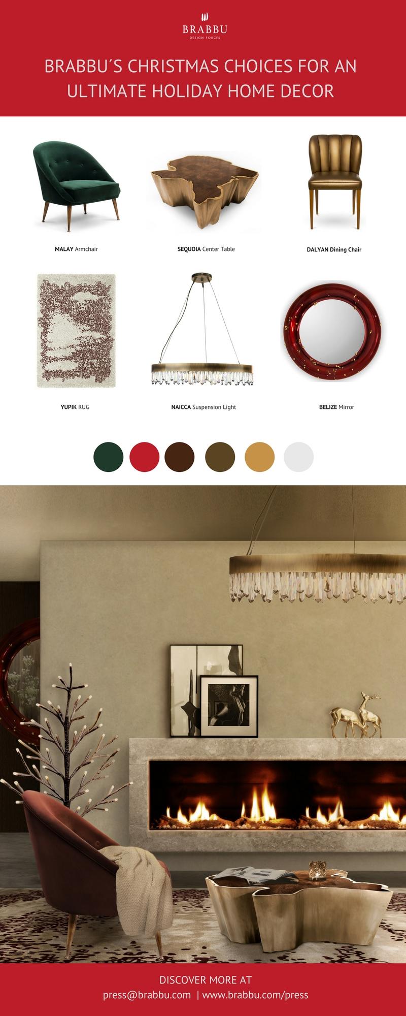 BRABBU brabbu 2 Рождественских мудборда от BRABBU, которые вдохновляют на 100 новых идей Infographic Christmas 2