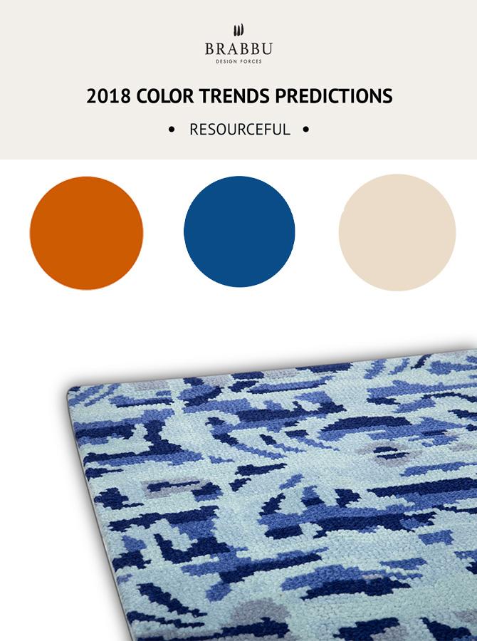 ковры ковры Цветовые тенденции 2018: лучшие ковры для Вашей гостиной SUDD resourceful