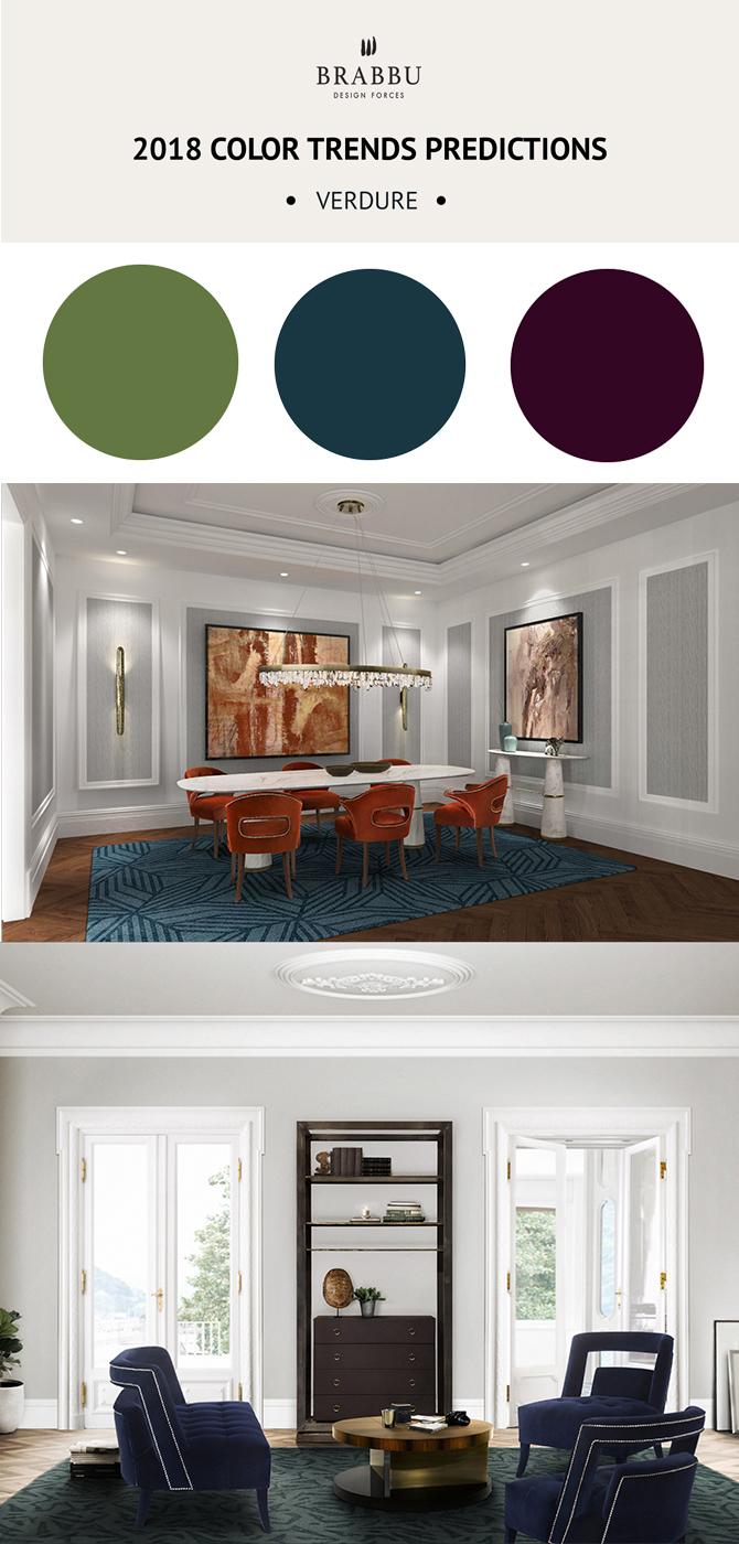 ковры ковры Цветовые тенденции 2018: лучшие ковры для Вашей гостиной VERDUE