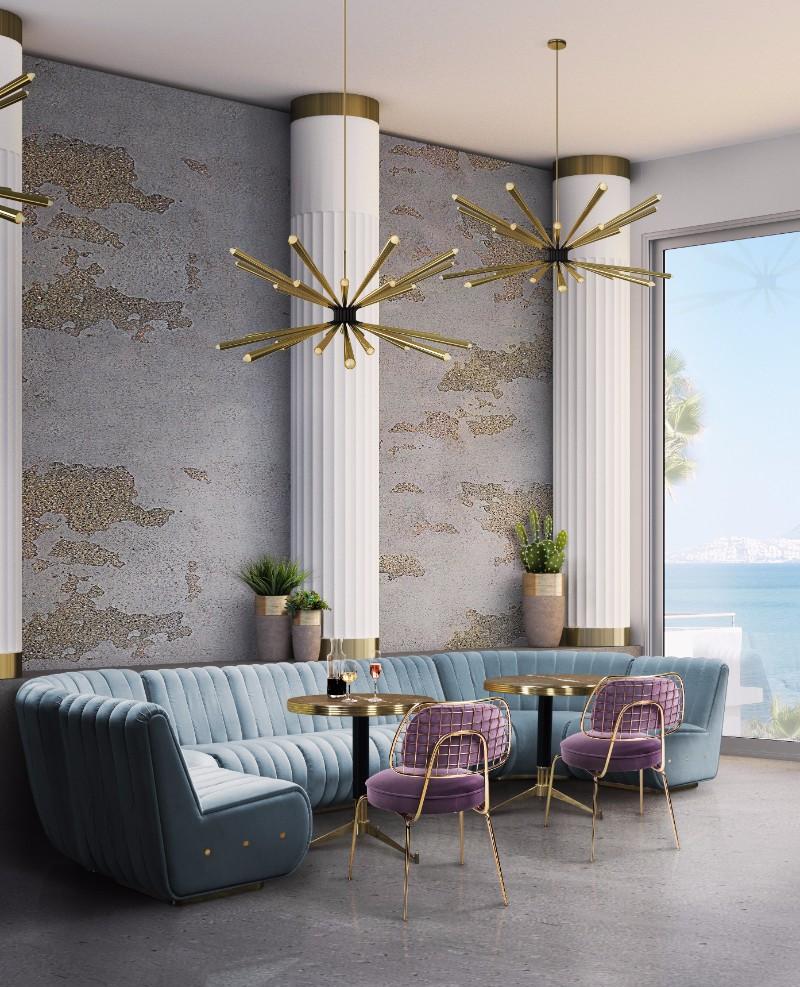 Привнесите больше стиля и красок в ваш интерьер: диван в стиле ретро!
