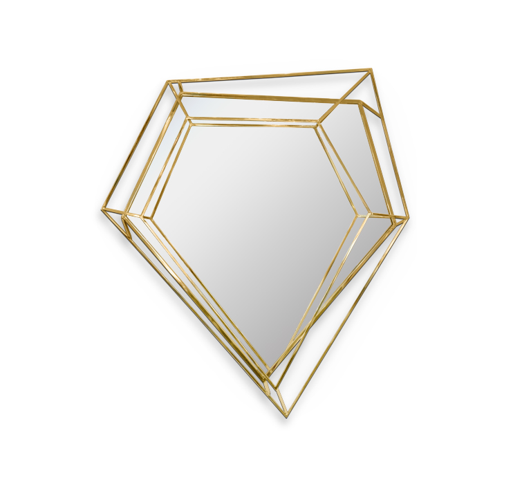 Covet Paris  covet paris Covet Paris:Причины посетить новое творческое пространство diamond small mirror 01 zoom