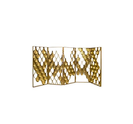 интерьера интерьера Вдохновленные природой: дизайн интерьера с изюминкой koi screen 1 HR