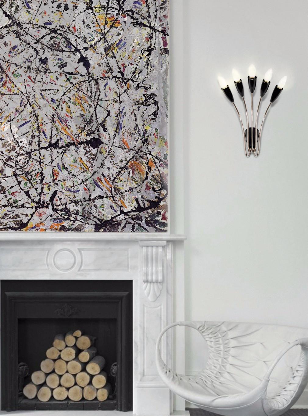 Декоративный свет в стиле MID-CENTURY это прекрасное дополнения к вашему интерьеру современный дизайн Декоративный свет в стиле MID-CENTURY это прекрасное дополнения к вашему интерьеру norah wall ambience 01 HR