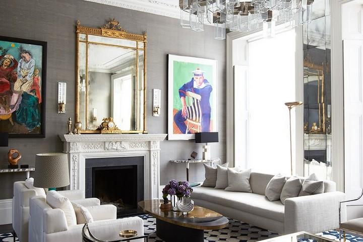 идей дизайна гостиных 15 изящных и современных идей дизайна гостиных комнат 11