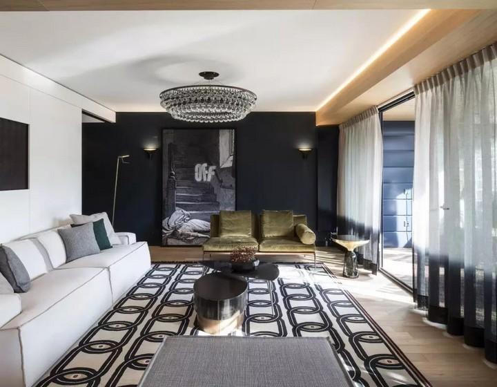 идей дизайна гостиных 15 изящных и современных идей дизайна гостиных комнат 13