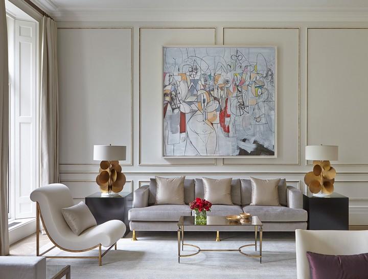 идей дизайна гостиных 15 изящных и современных идей дизайна гостиных комнат 2