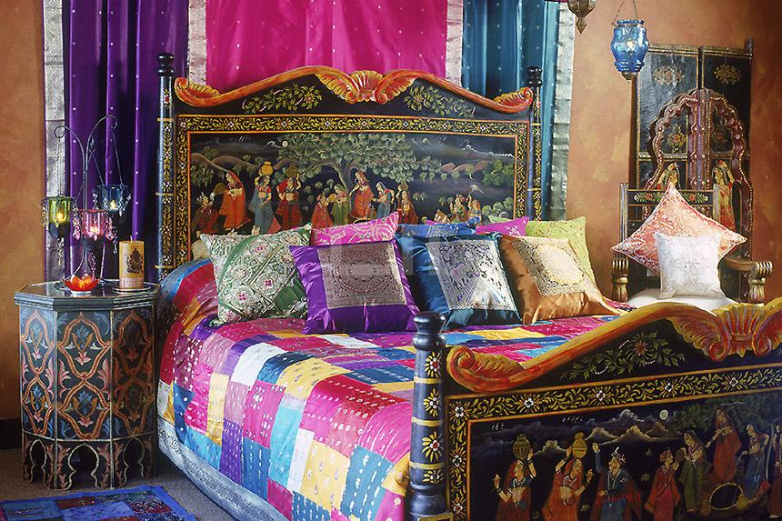Индийский стиль в интерьере Индийский стиль в интерьере Индийский стиль в интерьере 34