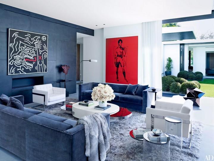идей дизайна гостиных 15 изящных и современных идей дизайна гостиных комнат 4