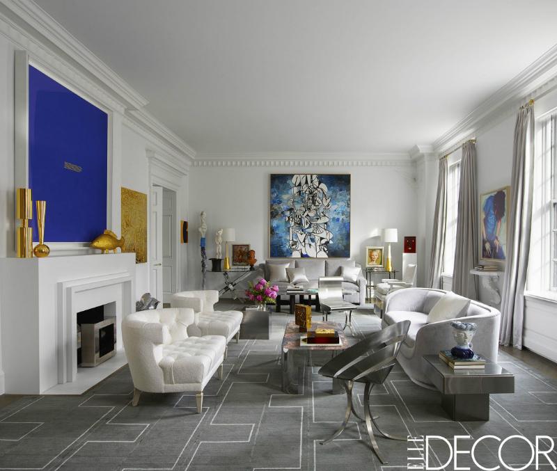 вдохновляющий вдохновляющий Вдохновляющий Нью Йорк или Апартаменты мечты interiordesigninspiration1