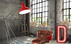 индастриал Интерьер в стиле индастриал: вдохновляющие торшеры                                                                                               240x150