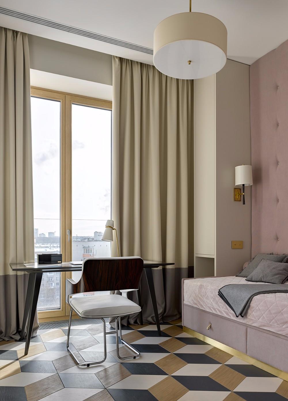 Дизайн проект: современная квартира от Екатерины Лашмановой