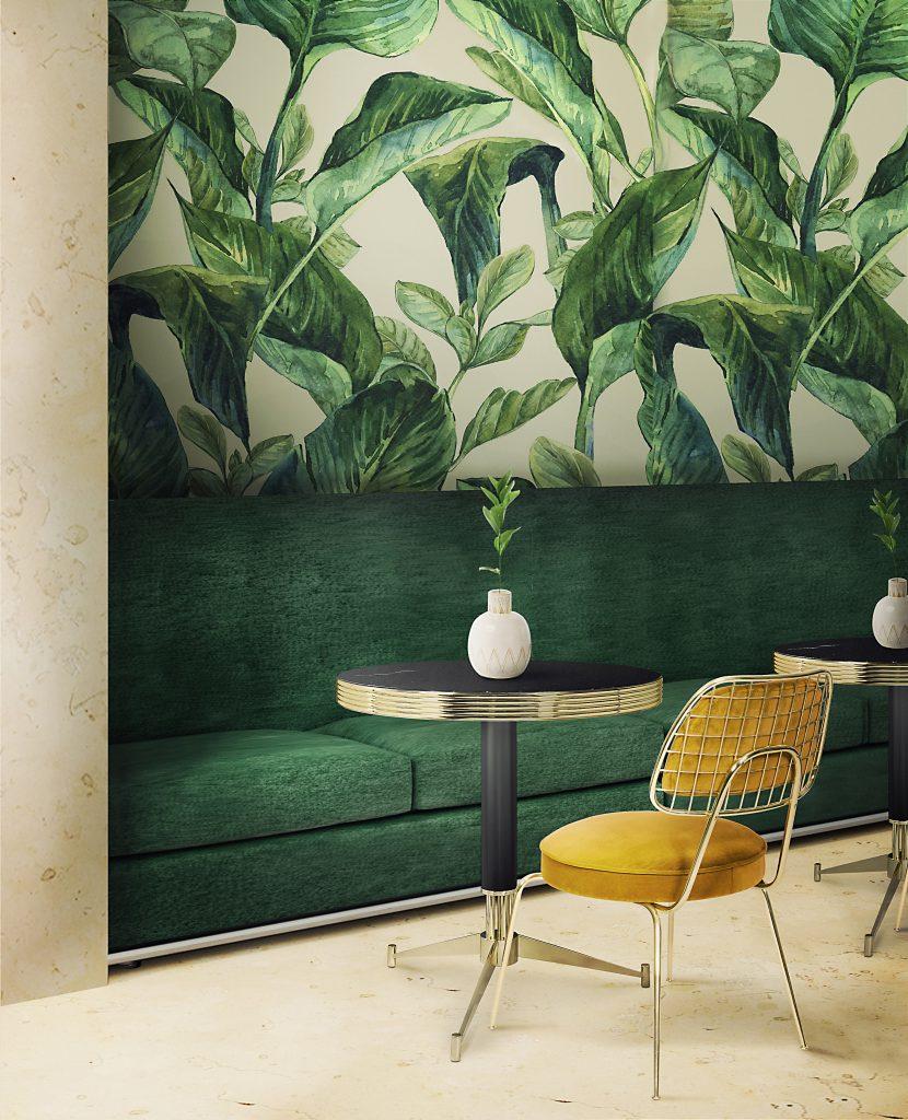 Идеальный тропический декор!