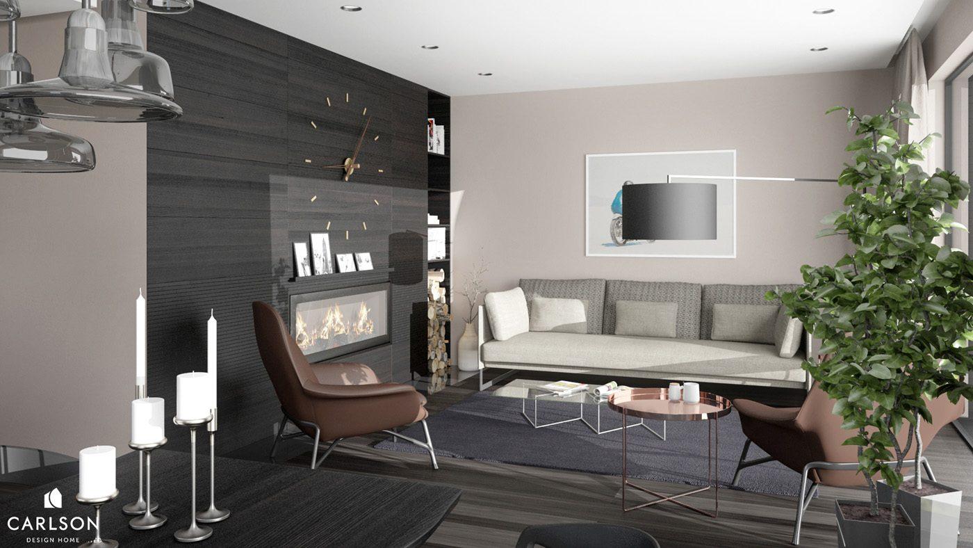 carlson design home Особняк в Норвегии от CARLSON DESIGN HOME                                         CARLSON DESIGN HOME 3