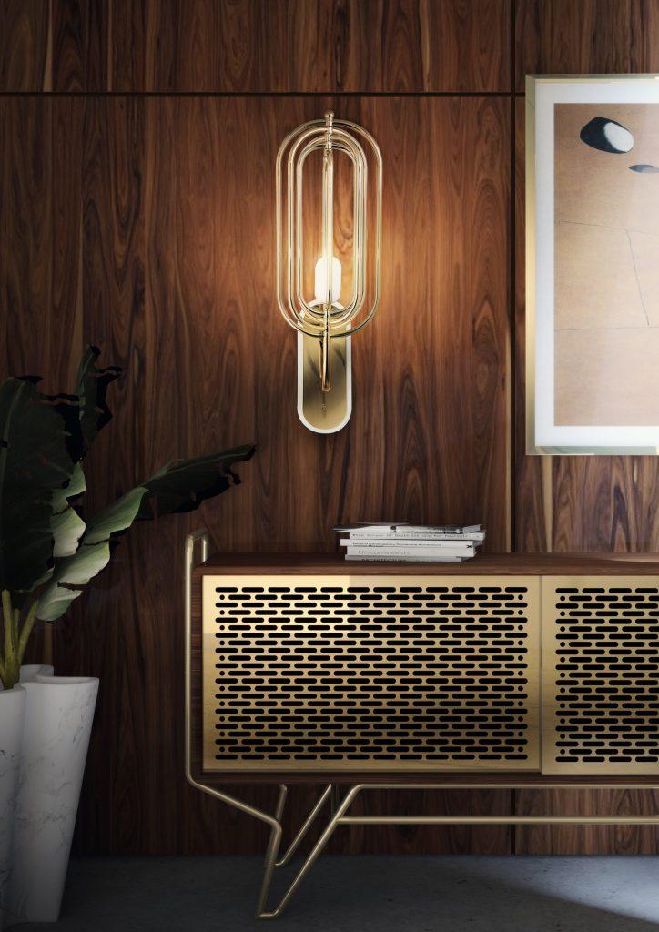 Улучшите ваш арт-деко дизайн с помощью линейки ламп Turner!