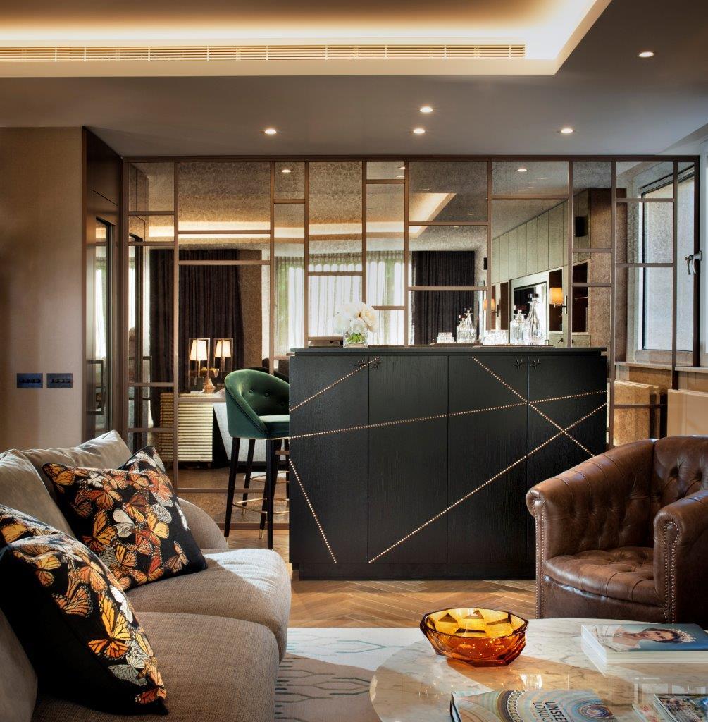 красивые апартаменты от TG Studio, украшенные вместе с BRABBU красивые апартаменты Красивые апартаменты от TG Studio и BRABBU                                         2