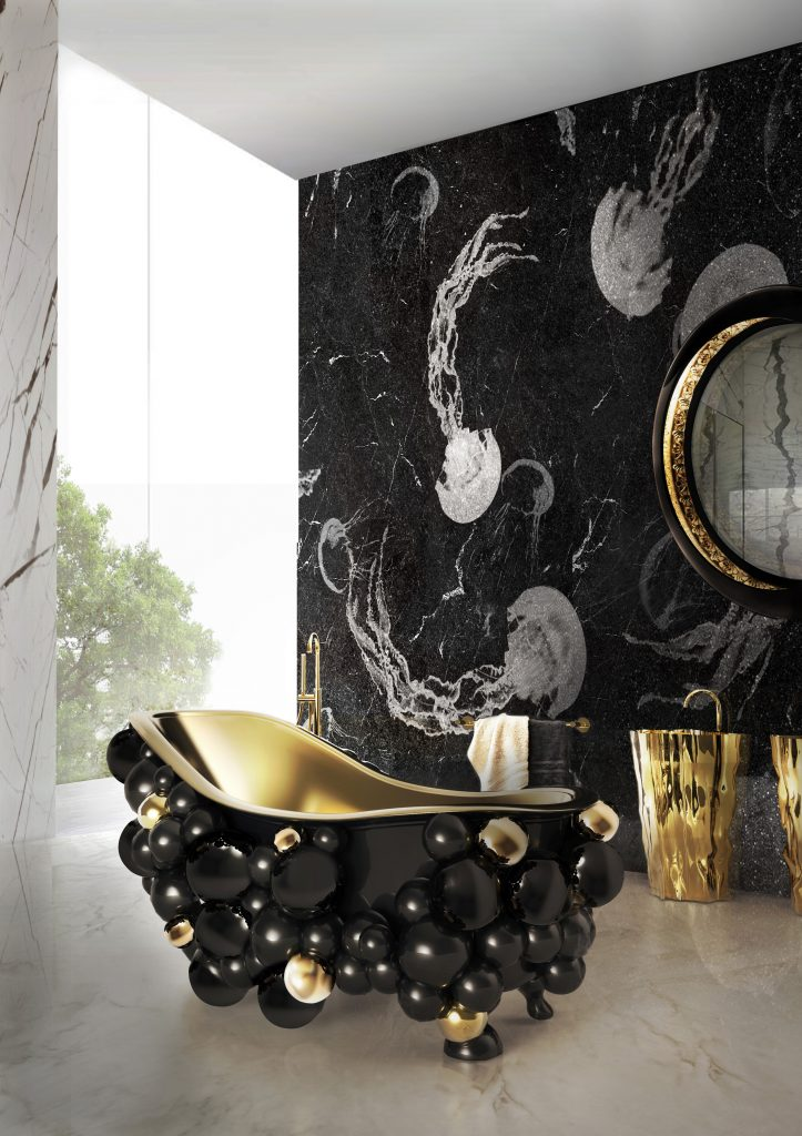 3 секрета декорирования ванной комнаты