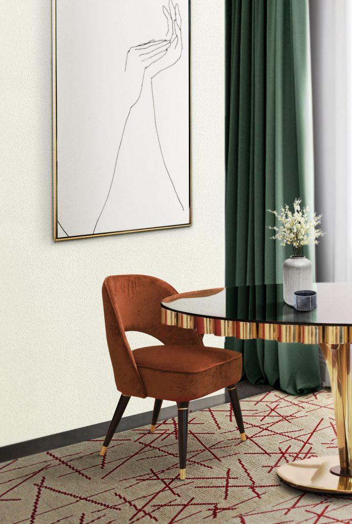 5 способов как использовать mid-century стул в вашем интерьере!