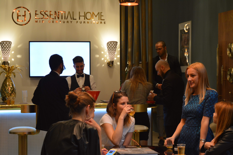 iSaloni 2018. Причины посетить стенды Essential Home и DelightFULL