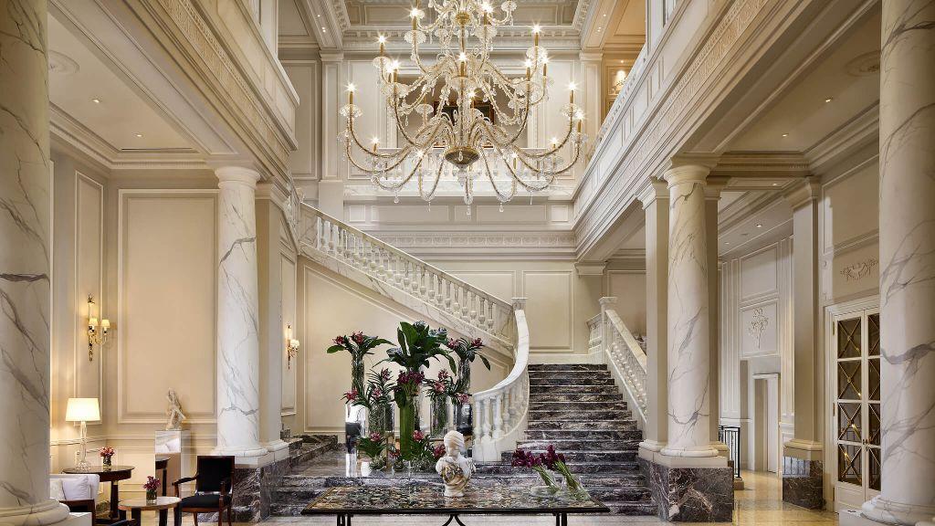 Топ роскошных отелей для посетителей iSaloni 2018