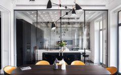 дизайн интерьера квартиры Дизайн интерьера квартиры от канадского дизайнера Alena Makagon                                                                                                                Alena Makagon 240x150